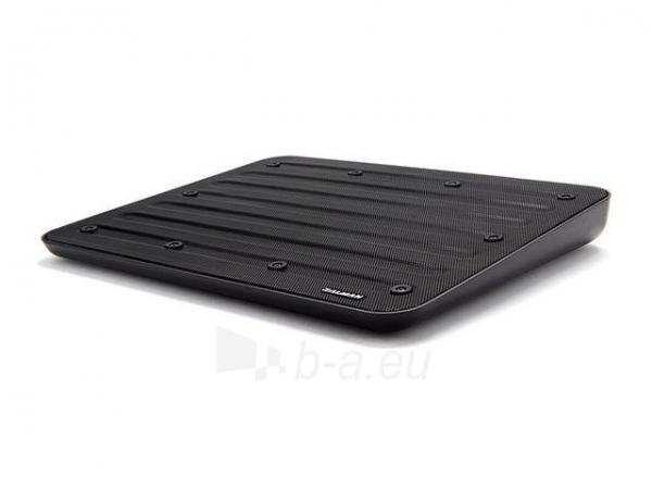 Zalman Notebook Stand ZM-NC3 black (up to 17) Paveikslėlis 1 iš 8 250256401281