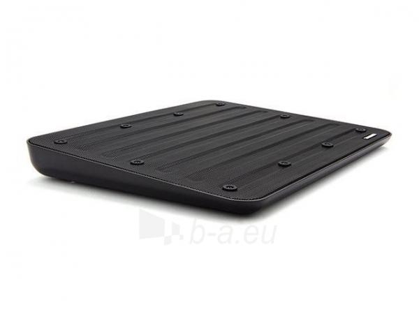 Zalman Notebook Stand ZM-NC3 black (up to 17) Paveikslėlis 3 iš 8 250256401281