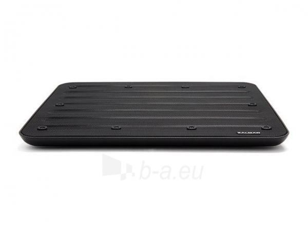 Zalman Notebook Stand ZM-NC3 black (up to 17) Paveikslėlis 5 iš 8 250256401281