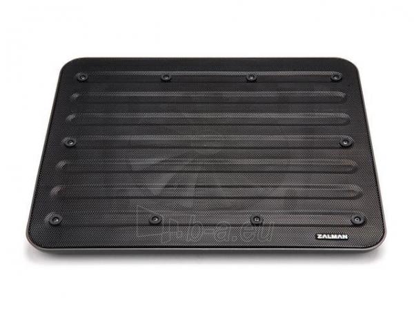 Zalman Notebook Stand ZM-NC3 black (up to 17) Paveikslėlis 6 iš 8 250256401281