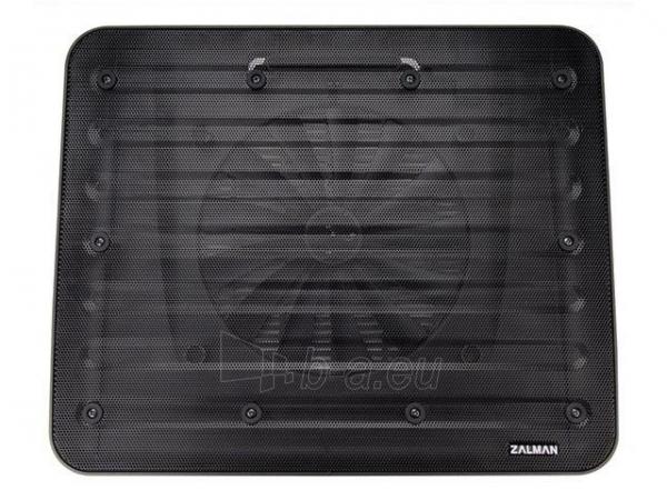 Zalman Notebook Stand ZM-NC3 black (up to 17) Paveikslėlis 7 iš 8 250256401281