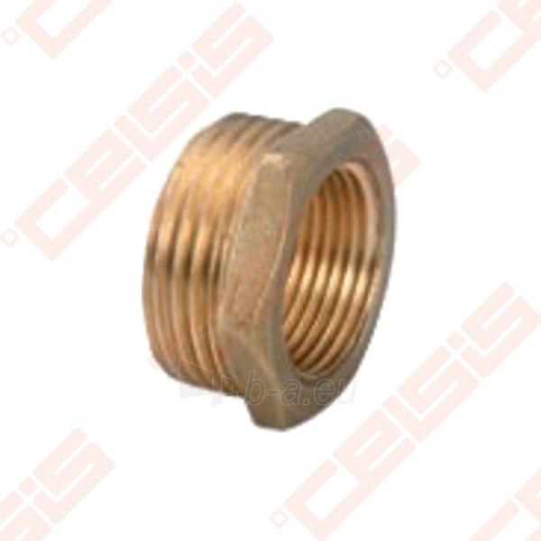 Žalvarinė jungtis METALGRUP 241 Dn3/4 x 1 Paveikslėlis 1 iš 1 270205600065