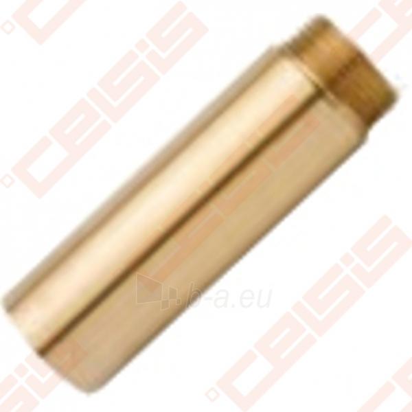 Žalvarinis prailginimas METALGRUP 529 Dn1/2x100mm Paveikslėlis 1 iš 1 270203600068