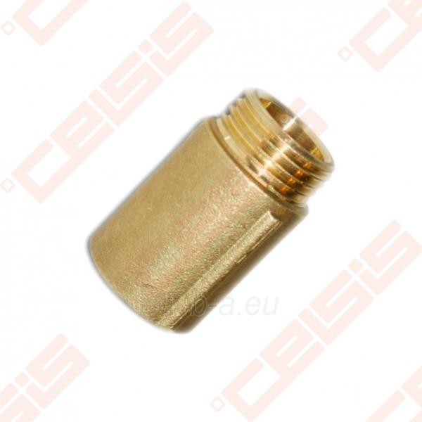Žalvarinis prailginimas METALGRUP 529 Dn1/2x10mm Paveikslėlis 1 iš 1 270203600069