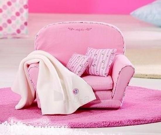 ZAPF CREATION 808405 BABY BORN® SOFA BED minkštasuolis Paveikslėlis 1 iš 1 250710900621