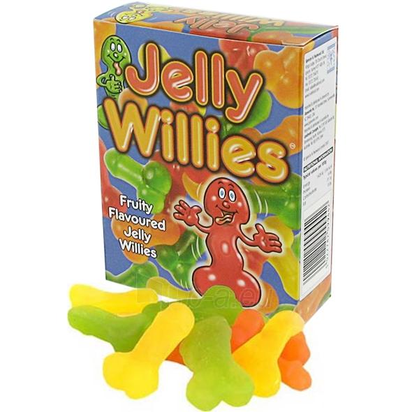 Želiniai saldainiukai Willies Paveikslėlis 1 iš 1 2514152000010
