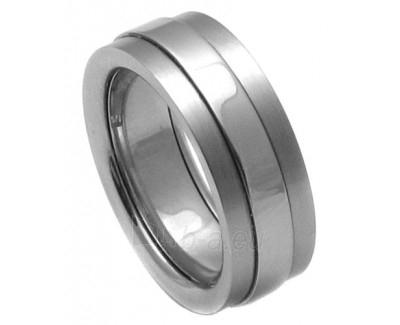 Zero Collection vestuvinis žiedas TTN2201 (Dydis: 61 mm) Paveikslėlis 1 iš 1 30100900206