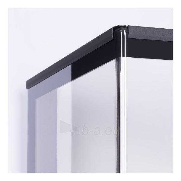 Židinio ugniakuras ROMOTOP trijų stiklų HC3LJ01+K1 80.52.31.01, pakel. durelėmis. Stiklas- vientisas, su montavimo rėmu Paveikslėlis 2 iš 3 310820254486