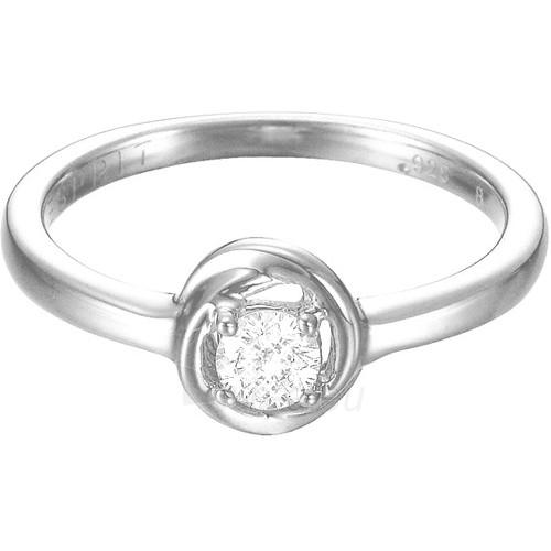 Žiedas Esprit  ES-Twist ESRG92759A (Dydis: 54 mm) Paveikslėlis 1 iš 1 30070202995