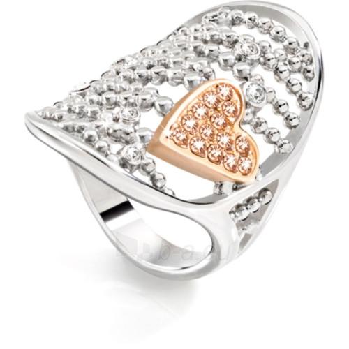 Žiedas Morellato  Cuoremio SADA09 (Dydis: 58 mm) Paveikslėlis 1 iš 3 30070203276