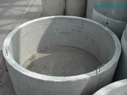 Manhole ring KC-30-12 Paveikslėlis 1 iš 1 310820022354