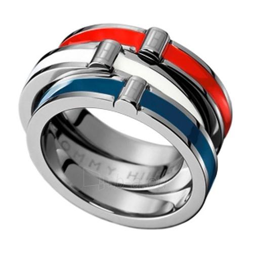 Žiedas Tommy Hilfiger  2700139 (Dydis: 58 mm) Paveikslėlis 1 iš 4 30070203462