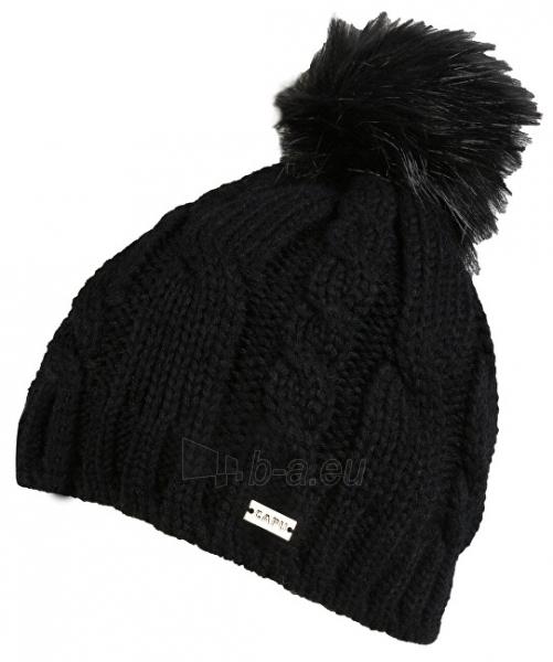 Žieminė kepurė CAPU Black 18413-D Paveikslėlis 1 iš 1 310820227012