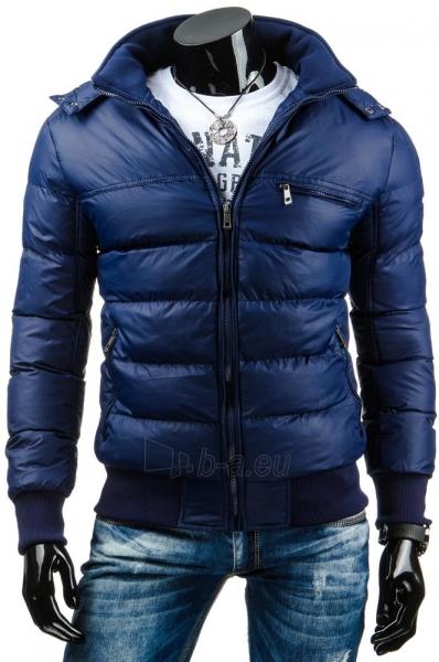 Žieminė vyriška striukė Randi (Tamsiai mėlyna) Paveikslėlis 1 iš 6 310820036149