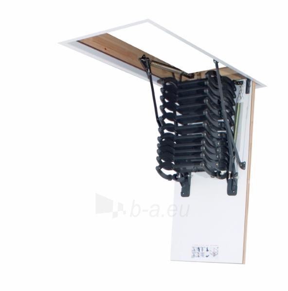 Scissors loft ladder FAKRO LSZ LST 51x80x250-280 Paveikslėlis 2 iš 3 2379600000114