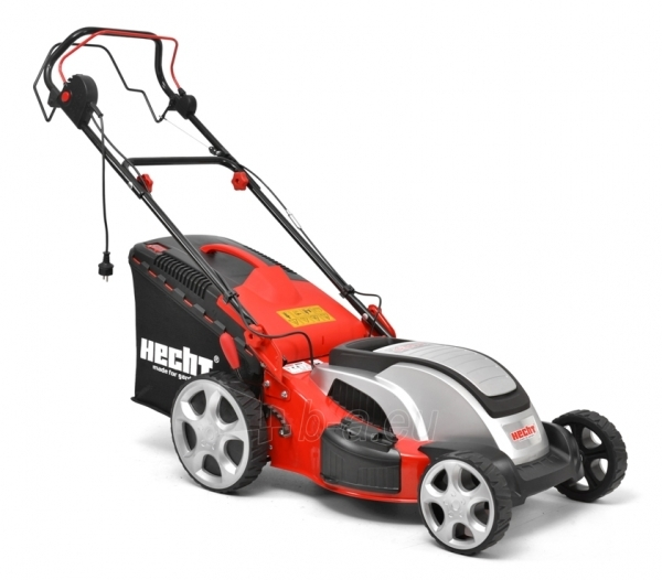 electric mower HECHT 1803 S Paveikslėlis 1 iš 8 268901000681