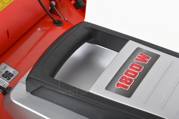 electric mower HECHT 1803 S Paveikslėlis 3 iš 8 268901000681