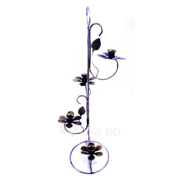 Žvakidė 20-979 60*20cm 4vnt. Paveikslėlis 1 iš 1 310820061929
