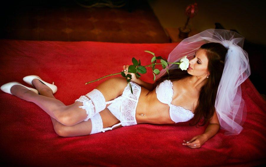Домашняя коллекция эротических снимков молодожёнов  312075