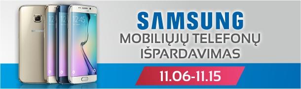 mobiliuju telefonu ispardavimas